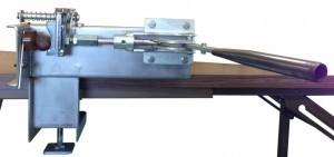 焼き栗の下ごしらえに便利な特製スリッター